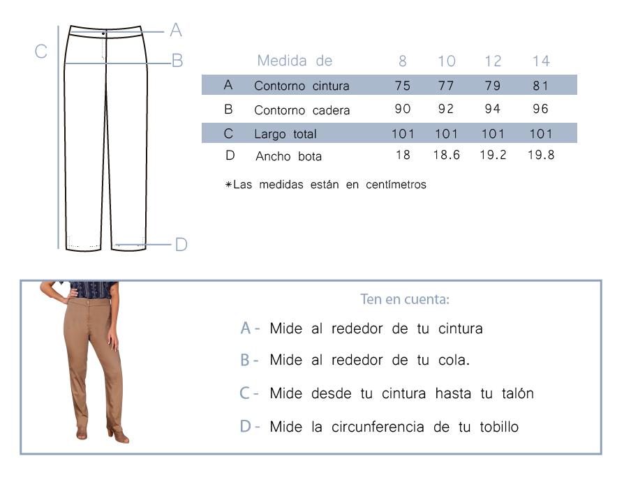 Pantalón 3550